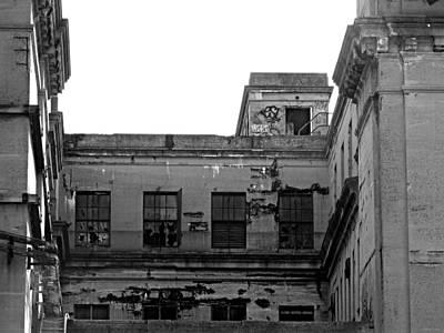 Photograph - Urban Decay by Brenda Conrad