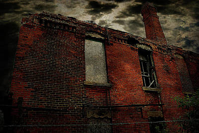 Photograph - Urban Decay by Scott Hovind