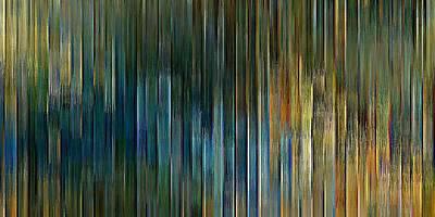 Digital Art - Urban Desert by David Manlove