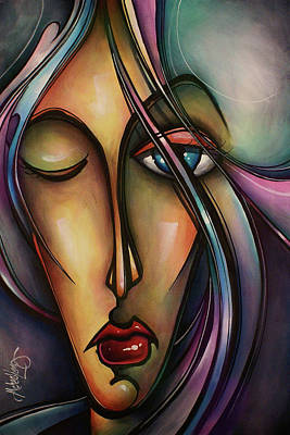 Animated Painting - Urban Design by Michael Lang