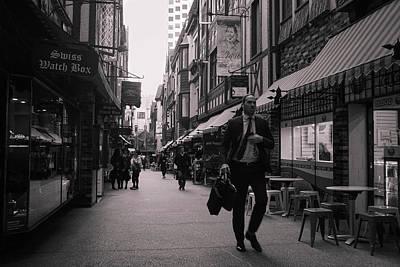 Photograph - Urban Detail by Paki O'Meara