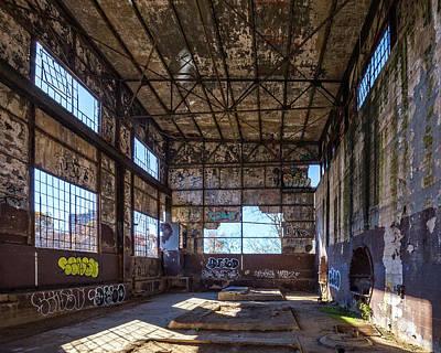 Photograph - Urban Interior by Alan Raasch