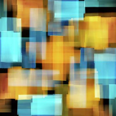 Mixed Media - Urban Lights by Frank Tschakert