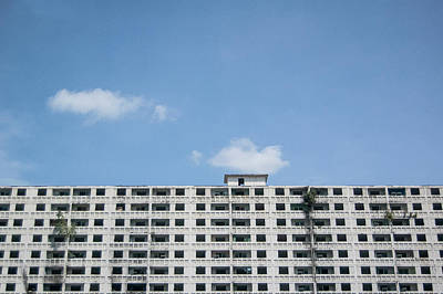 Photograph - Urban Living by Andrew Kow