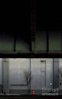 Photograph - Urban Minimalism by James Aiken