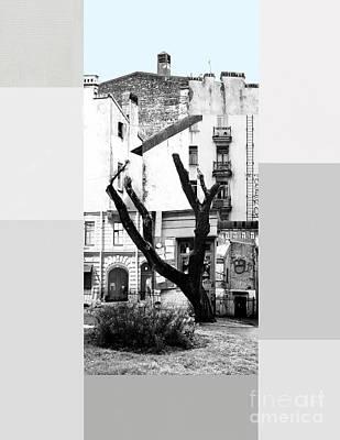 Photograph - Urban Mosaic by Elena Nosyreva