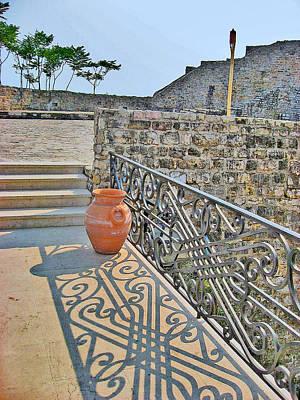 Urban Motifs. Budva. Montenegrin Original