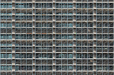 Photograph - Urban Pattern by Roberto Pagani