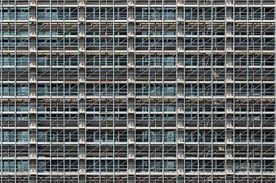 Photograph - Urban Pattern by Roberto Pagani
