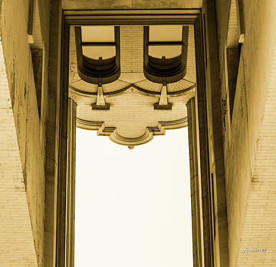 Photograph - Urban Portals - Architectural Abstracts by Steven Milner