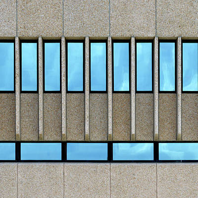 Photograph - Urban Reflection by Stuart Allen