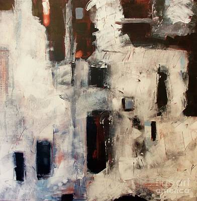 Painting - Urban Series 1601 by Gallery Messina