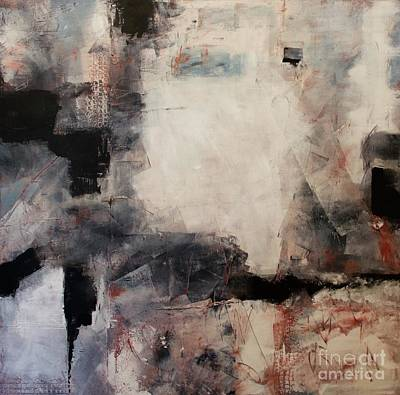 Painting - Urban Series 1602 by Gallery Messina