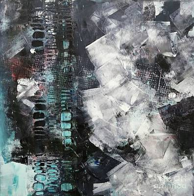 Painting - Urban Series 1603 by Gallery Messina