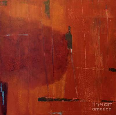 Painting - Urban Series 1605 by Gallery Messina