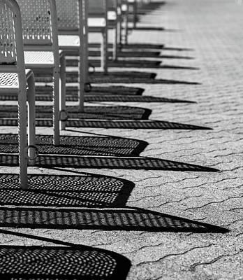 urban shadows III Art Print