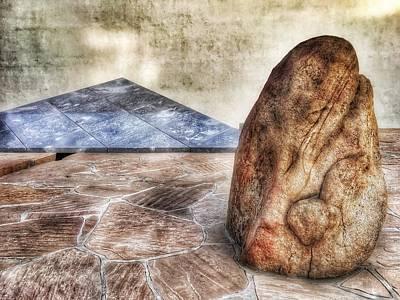 Photograph - Urban Stone  by Regina Avila
