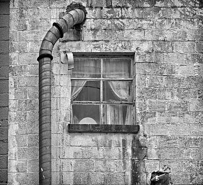 Purchase Online Photograph - Urban Window by Steven Michael