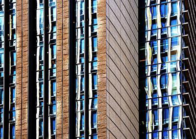 Photograph - Urban_kaleidoscope Day 2 by Shoji Fujita