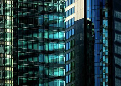 Photograph - Urban_kaleidoscope Day 3 by Shoji Fujita