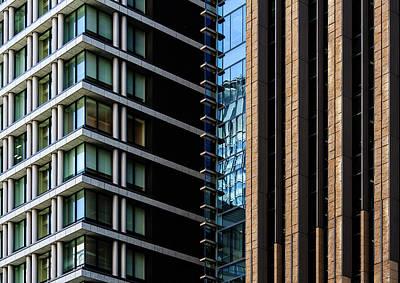 Photograph - Urban_kaleidoscope Day 5 by Shoji Fujita