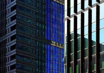 Photograph - Urban_kaleidoscope Day 6 by Shoji Fujita