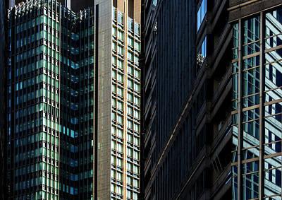 Photograph - Urban_kaleidoscope Day 7 by Shoji Fujita