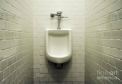 Urinal Photograph - Urinal by John Greim