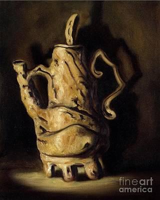 Urn Art Print