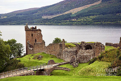 Urquhart Castle I Art Print