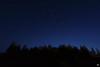 Photograph - Ursa Major And Polaris by John Meader
