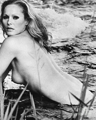 Ursula Andress (b. 1936) Art Print by Granger
