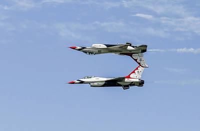 U.s. Air Force Thunderbirds Art Print