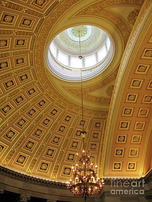 Photograph - Us Capitol 2198 by Jack Schultz