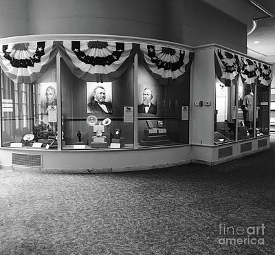 Photograph - U.s. Presidents by Michael Krek