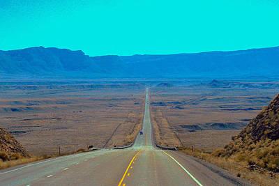 Anchor Down - US RT 6 Horse Pass by Robert Morrissey