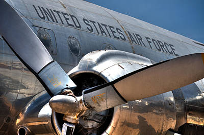 Photograph - Usaf by Kevin Munro