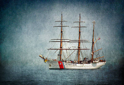 Photograph - Uscs Eagle by Fred LeBlanc