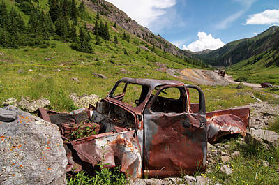 Photograph - Used And Abused by Steve Stuller