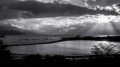 Photograph - Ushuaia Sunshine by Kent Nancollas