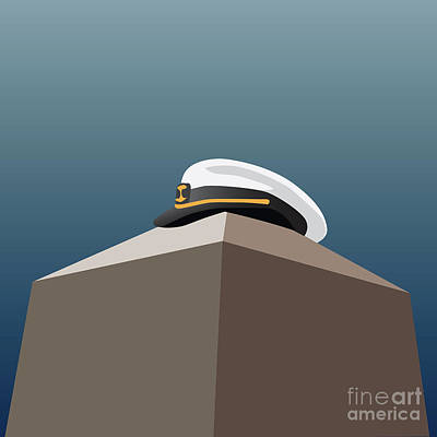 Digital Art - Usna Herdon Monument Covered by Joe Barsin