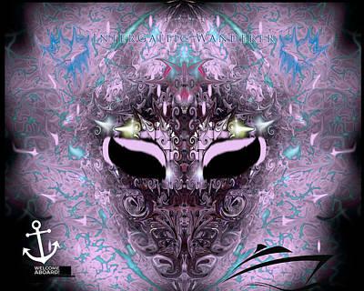 Digital Art - Uso ? by Subbora Jackson