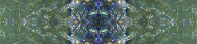 Photograph - Uss Arizona Sailor Tears Kaleidocope by Stephen Farley