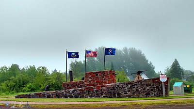 U S S Kearsarge Veteran Memorial Original