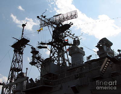 Photograph - Uss Little Rock Ship At Erie Basin Marina Buffalo Ny by Rose Santuci-Sofranko