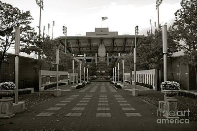 Wta Photograph - Usta National Tennis Center by Kayme Clark
