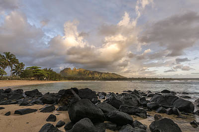 Photograph - Usual Day In Kauai by Jon Glaser