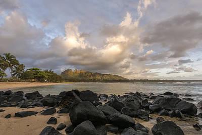 Horizontal Photograph - Usual Day In Kauai by Jon Glaser
