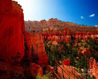Utah - Navajo Loop Print by Terry Elniski