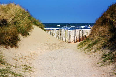 Photograph - Utah Beach Normandy France by Susie Weaver